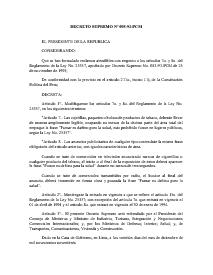 Decreto supremo 0762 pdf